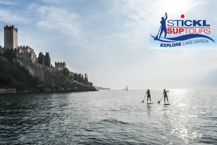 Explore Lake Garda1 mit Logo