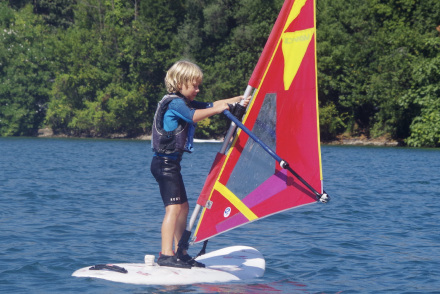 Kind Windsurfing