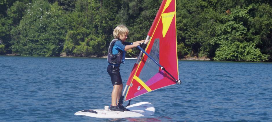 Kind Windsurfing